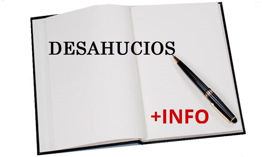 DESAHUCIOS