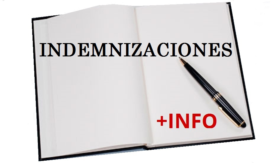 INDEMNIZACIONES